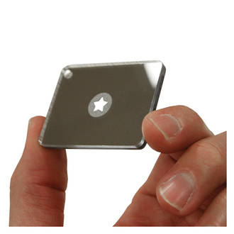 Ultimate Survival Starflash Micro Signal Mirror - Small 20-51170-101
