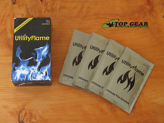 Utility Flame Ultimate Fire Solution Gel - 4-Pack 37948
