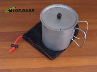 Vargo Titanium Ti-Lite Mug, 750 ml - 00401