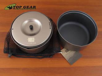 Vargo Titanium Ti-Lite Non-Stick Pot, 900ml - 00402