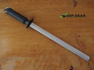 Victorinox 10 Inch Oval Diamond Sharpening Steel, 25.4 cm - 7.8323