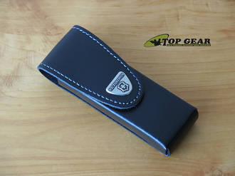 Victorinox 111 mm Leather Belt Pouch,  Medium - 4.0523.3