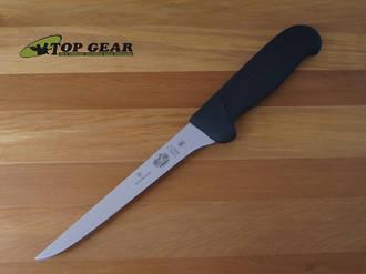 "Victorinox 6"" Butchers Straight Boning Knife with Fibrox Handle - 5.6403.15"