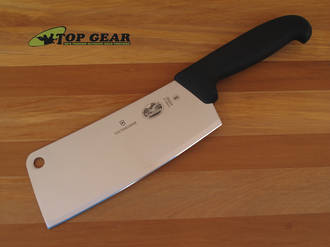 "Victorinox 7"" Kitchen Meat Cleaver - 5.4003.18"