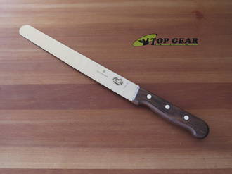 Victorinox Carving - Slicing Knife, 25 cm, Rosewood Handle - 5.4200.25