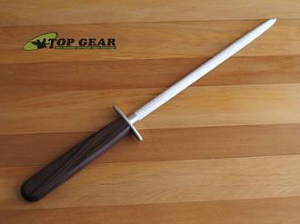 Victorinox Domestic Sharpening Steel 200 mm, Rosewood - 7.8210