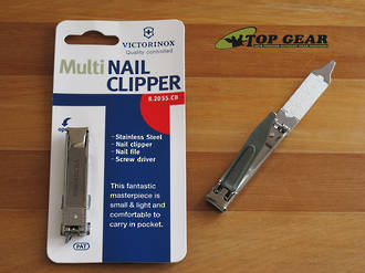 Victorinox Multi Nail Clipper - 8.2055.CB