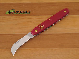 Victorinox Pruning Knife, Red - 3.9060.B1