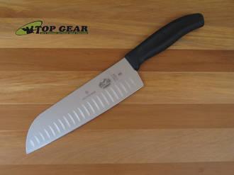 Victorinox Santoku Japanese Chefs Knife, 17 cm - 6.8523.17B