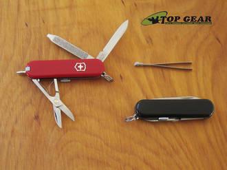 Victorinox Signature Swiss Army Knife, Red - 0.6225