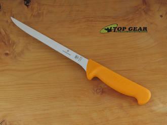 Victorinox Swibo Straight Fish Filleting Knife, 20 cm - 5.8450.20