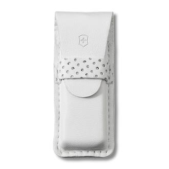 Victorinox Tomo Leather Pouch - White 4.0762.7