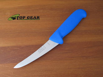 Victory Butcher's Narrow Curved Boning Knife, Progrip Handle - 3/721/12/200