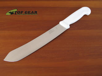 Victory Butcher's Knife, 25 cm, White Handle - 2/600/25/111