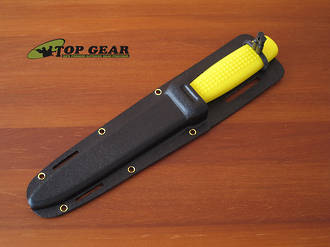 Victory Sheath for Diving Knife, Black - S5