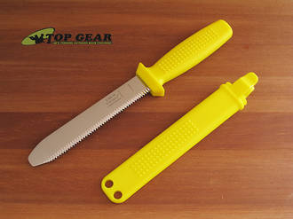 Victory Polypropylene Sheath for Diving Knife - Yellow