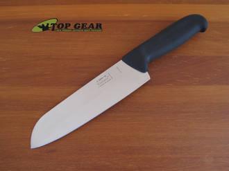 Victory Santoku Knife, Black Progrip Handle - 2/5000/18/200