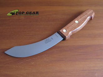 "Victory 6"" Skinning Knife with Wooden Handle, High Carbon Steel - 1/100/15/110"