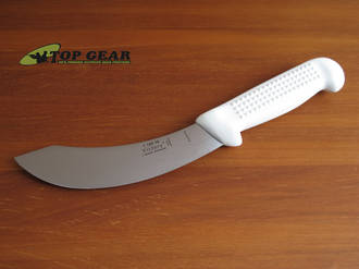 """Victory 6"""" Skinning Knife with Polypropylene Handle, High Carbon Steel - 1/100/15/115"""