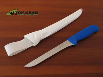Victory Straight Fish Fillet Knife with Sheath, 19cm - 2/710/19/200