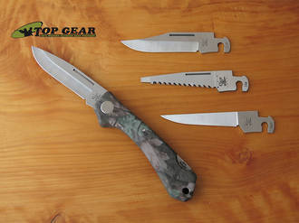 Case XX Camo Caliber XX Changer Knife - 4 Exchangeable Blades 18335