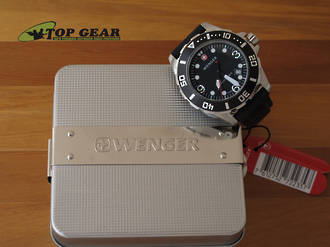 Wenger Aquagraph Divers Watch - 72235