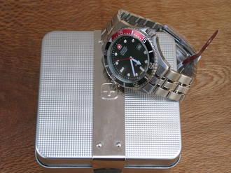 Wenger Swiss Military Alpine Diver Watch - 70999