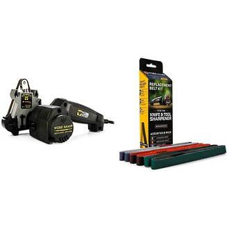 Worksharp Ken Onion Edition Knife And Tool Sharpener Replacement Belt Kit - WSSA0002012