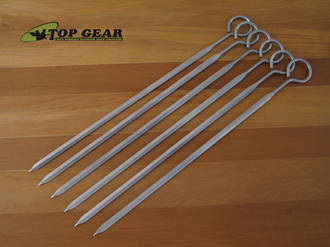 "Wusthof 12"" Perfect Grip Barbequeue Skewers - 4361/30"