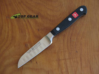 "Wusthof Classic 3"" Hollow Edge Paring Knife - 4001/8cm"