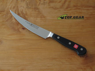 Wusthof Classic Curved Boning and BBQ Knife - 4610/16cm