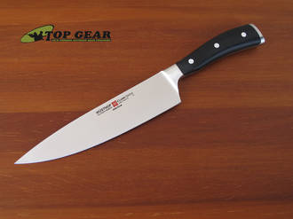 Wusthof Classic Ikon Cooks Knife, 23 cm - 4596/23