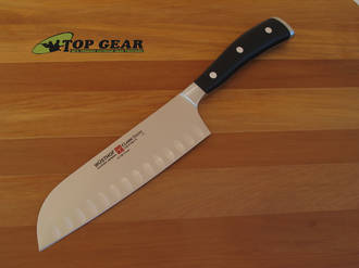 Wusthof Classic Ikon Santoku Knife - 4176/17