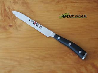 Wusthof Classic Ikon Sausage Knife - 4126/14cm