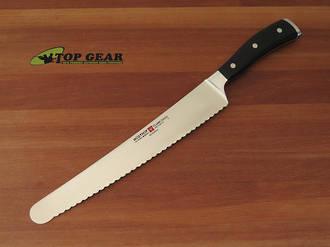 "Wusthof Classic Ikon 10"" Super Slicer Knife - 4516/26cm"