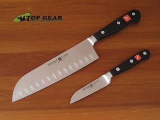 Wusthof Classic Santoku Knife Set - 9280