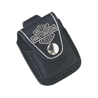 Zippo Harley Davidson Pouch Gift Set - HDP6