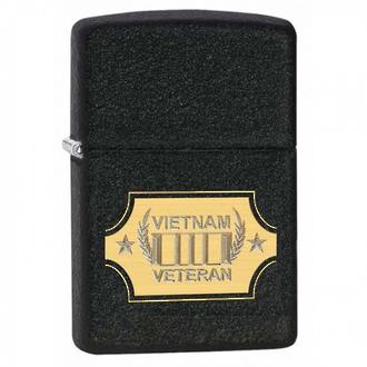 Zippo Vietnam War Veteran Windproof Lighter - 28875