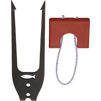 Zubin Axe Fishing Spear Attachment - ZA-006