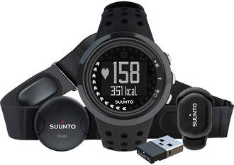 Suunto M5 Sports and Exercise Watch Running Pack - SS016648000