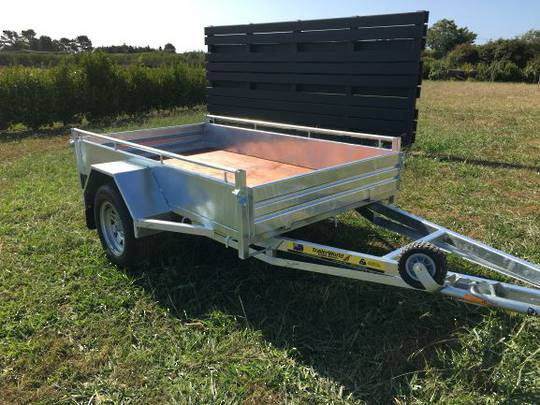 Heavy Duty Handyman Trailer Single Axle's from