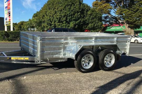 High Sider Tandem Axle Trailers from