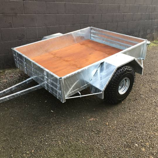 ATV Single Axle Trailers from