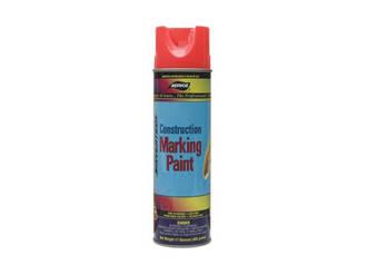 Semi-Permanent Construction Marking Paint