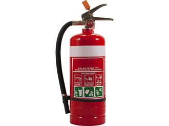 ABE Powder Type Portable Fire Extinguishers