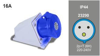 Famatel IEC Sockets/Outlets
