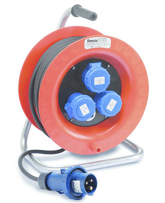 Famatel Cable Reel Systems