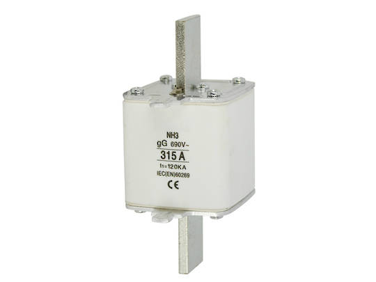 Fuse Link NH DIN Type Size 3 - (NH3)