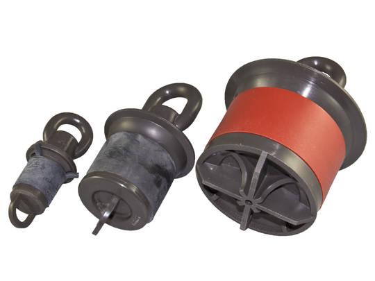 Duct Sealing Plugs