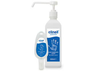 Clinell Hand Sanitising Liquid